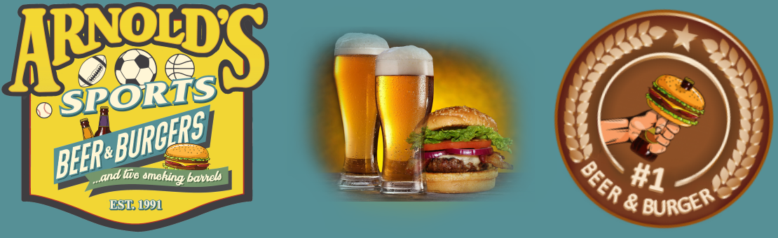 Arnold's Sports, Beer & Burgers